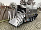 Ifor Williams TA510G14/3. 427x178x213 cm.