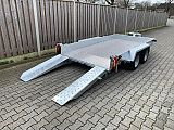 Ifor Williams GH126BT.SS. 366x184 cm. 3500 kg.