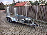 Ifor Williams GH1054BT.SS 303x162 cm. 3500 kg