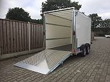 Ifor Williams BV126G.175 364x173x214 cm.