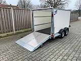 Ifor Williams BV105G. 303x147x153 cm.